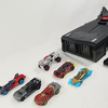 Justice League Movie Hot Wheels Flying Fox Video Review & Image Gallery