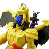 Imaginext Mighty Morphin Power Rangers Goldar & Rita Repulsa Video Review & Images