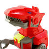 Imaginext Mighty Morphin Power Rangers T-Rex Zord & Red Ranger Video Review & Images