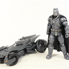 Batman v Superman: Dawn Of Justice Batmobile Model Video Review & Images