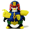 Blind Mouse Toys Judge Dredd Cosplay Penguin Figure Video Review & Images