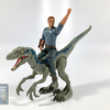 Jurassic World Fallen Kingdom Blue & Owen Video Review & Image Gallery