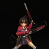 Kabaneri of the Iron Fortress figma No.335 Mumei Figure Video Review & Image Gallery