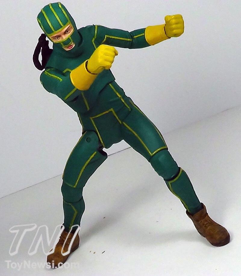 Neca Kick Ass 2 Kick Ass Film Figur Videoanmeldelsesbilleder-5525