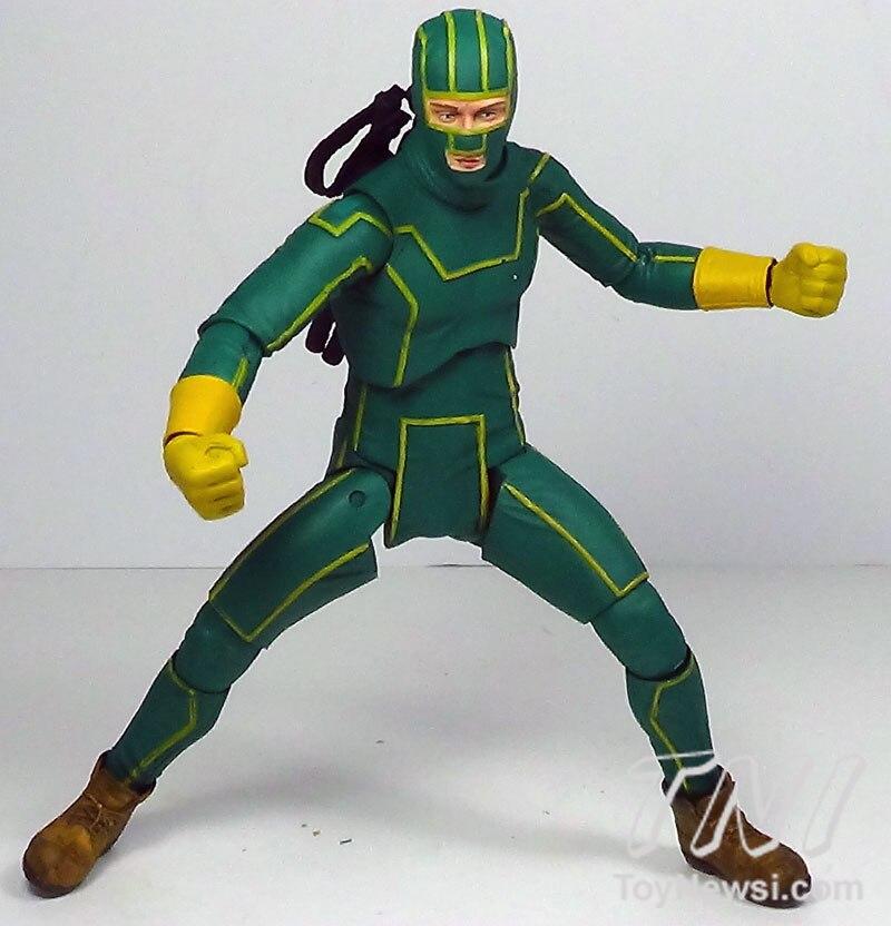 Neca Kick Ass 2 Kick Ass Film Figur Videoanmeldelsesbilleder-5550