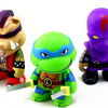 Kid Robot Teenage Mutant Ninja Turtles Blind Box Mini Figure Unboxing & Video Review