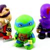 Kid Robot Teenage Mutant Ninja Turtles Blind Box Mini Figure Unboxing & Video Review