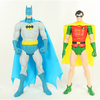 DC Super Powers Batman & Robin ArtFX+ Statues Video Review & Images