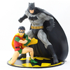 All Star Batman & Robin, the Boy Wonder ArtFX+ Statue 2-Pack Video Review & Image Gallery