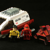 Star Trek Kre-O Spock's Volcano Mission Set Video Review & Images