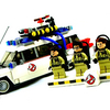 LEGO Ghostbusters ECTO-1 Set #21108 Video Review & Images
