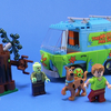 LEGO Scooby-Doo Mystery Machine Set #75902 Video Review & Images