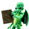Warpo Toys Legends of Cthulhu Spawn of Cthulhu Figure Video Review & Images