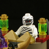 Pixel Dan's 13 Days of Halloween Toy Reviews - Day 12: LEGO Monster Fighters The Mummy Set #9462