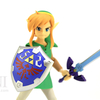 Legend of Zelda Link Between Worlds Figma Good Smile Company Figure Video Review & Images