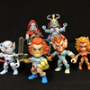 Thundercats Action Vinyls Wave 1 Figures Video Review & Image Gallery