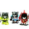 Loyal Subjects Transformers Wave 3 Action Vinyls Mini Figures Unboxing and Video Review