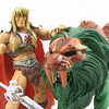 Masters of the Universe Classics Battle Lion Figure Video Review & Images