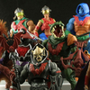 Masters of the Universe Classics Fighting Foe Men Figure Video Review & Images