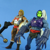 Masters of the Universe Classics Flying Fists He-Man & Terror Claws Skeletor Video Review & Images<b></b>