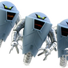 Masters of the Universe Classics Hover Robots 3-Pac Figures Video Review & Images