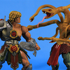 Serpentine King Hsss Masters of the Universe Classics Figure Video Review & Images