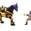 Nightstalker Masters of the Universe Classics Horse Figure Video Review & Images