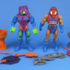 Masters of the Universe Classics Rotar & Twistoid Figures Video Review & Images