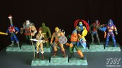Masters of the Universe Classics Stackable Figure Stands Video Review & Images