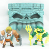 Masters of the Universe Minis Battle Armor He-Man vs Mer-Man Figure Video Review & Images