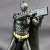 Dark Knight Rises MAFEX Batman Figure Video Review