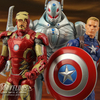 Marvel Legends Infinite Avengers Series Age Of Ultron Iron Man Mark 43 Figure Video Review & Images
