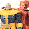 Marvel Legends Infinite Avengers Series Thanos Build-A-Figure Video Review & Images