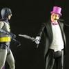 Mattel Batman Classic TV Series The Penguin Figure Video Review & Images