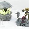 MEGA Bloks Halo Micro-Fleet Mantis Invasion Set #97270 Video Review & Images