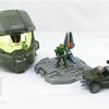MEGA Bloks Halo Micro-Fleet Warthog Attack Set #97216 Video Review & Images