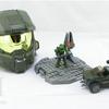 MEGA Bloks Halo Micro-Fleet Warthog Attack Set #97216 Video Review & Images