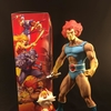 ThunderCats Mega Scale Classic Lion-O & Snarf Review & Images