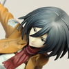 Mikasa Ackerman ArtFX Attack on Titan Comic Manga TV Series Statue Review & Images