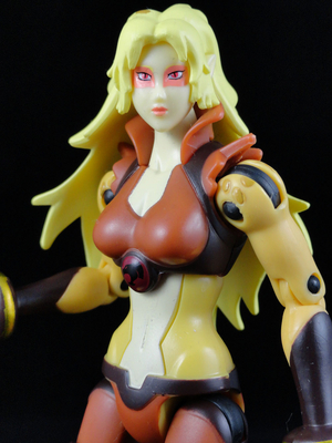 Thundercats Cheetara  on You A Guest Review Of Bandai S New Thundercats 6  Modern Cheetara