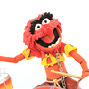 Animal The Muppets Series 2 Diamond Select Figure Video Review & Images