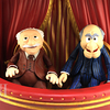 Statler and Waldorf The Muppets Diamond Select Figures Video Review & Images