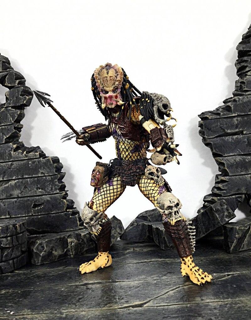 Predator Ultimate Bad Blood & Enforcer Two-Pack Figure Video