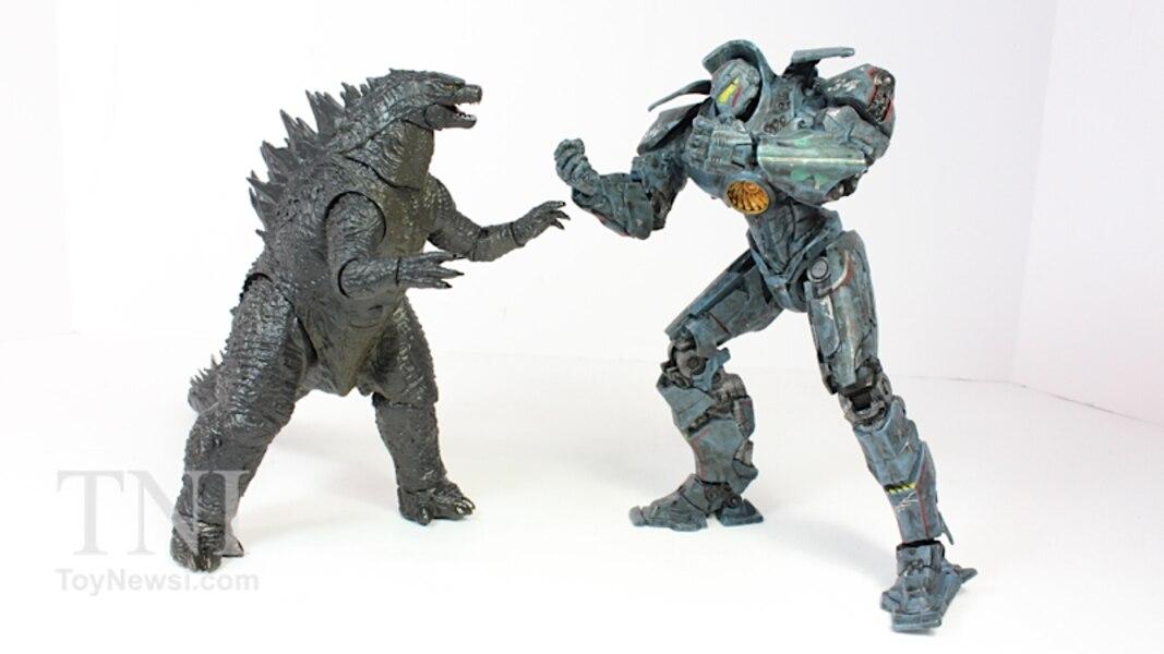 NECA 12 quot  Godzilla 2014 Movie Action Figure Video Review  amp  ImagesNeca Godzilla 2014 Action Figures