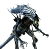 NECA Aliens Deluxe Alien Queen Action Figure Video Review & Images
