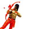 8-Bit Rambo Figure by NECA Toys Video Review & Images