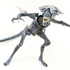 NECA Aliens Deluxe Alien Queen Figure Video Review & Images