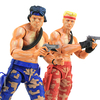 NECA Contra Lance & Bill NES Video Game Figures Video Review & Images