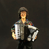 "NECA Retro ""Weird Al"" Yankovic Action Figure Review & Images"
