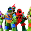 Nickelodeon Teenage Mutant Ninja Turtles Mystic Turtles Figures Video Review & Images